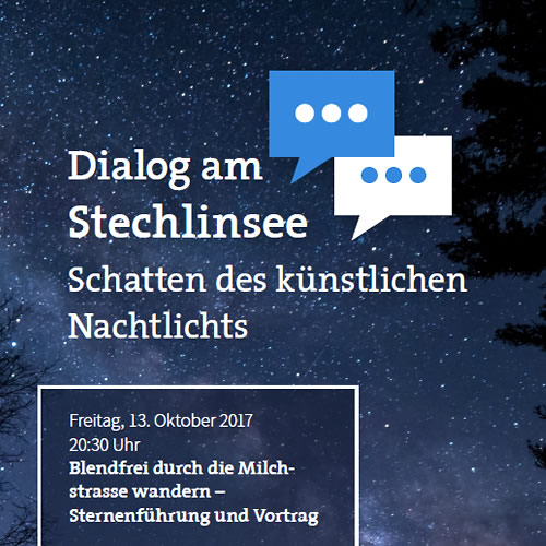 Dialog am Stechlinsee